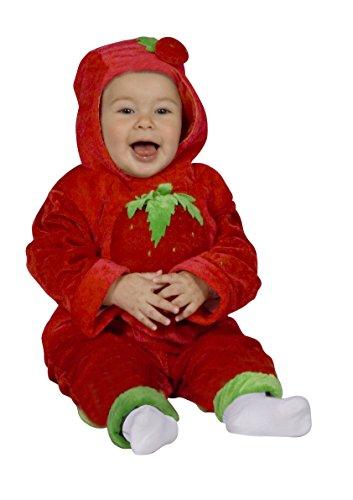 Ciao 14355–Die giuggiolosi Kostüm Baby 6-12 Mesi -