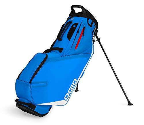 OGIO Golf 2019 Shadow Fuse 304 à Double Courroie Sac de Golf Léger 4 Way Divider Royal Blue