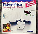 Fisher-price Infant-to-toddler Monitor Nursery Baby Portable