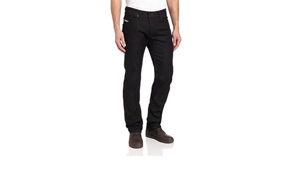 ebbd2f50 Diesel - Men's Jeans Darron 800W - Regular Slim Tapered - Black, W28 / L30:  Amazon.co.uk: Clothing