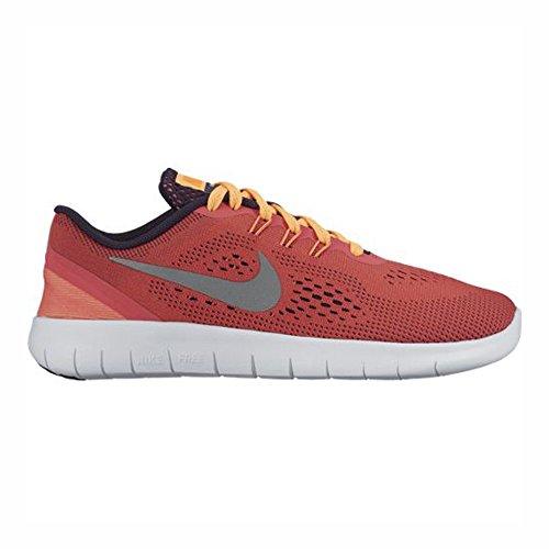Nike Damen 833993-801 Trail Runnins Sneakers EMBR GLW/MTLLC SLVR-