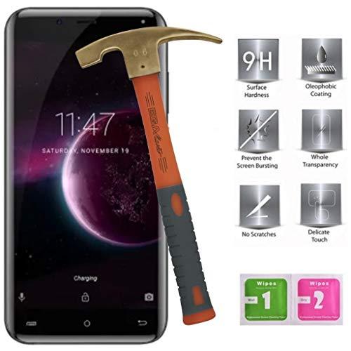 All Phone Store Displayschutz aus Hartglas 9H für Cubot Magic