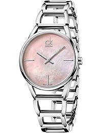 Calvin Klein Stately K3G2312E Damenarmbanduhr Design Highlight