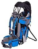 Kindertrage | Wandern | Reise | Tragerucksack | Kinderkraxe | Babytragerucksack | Rückentrage | Baby-Carrier | Kangoo