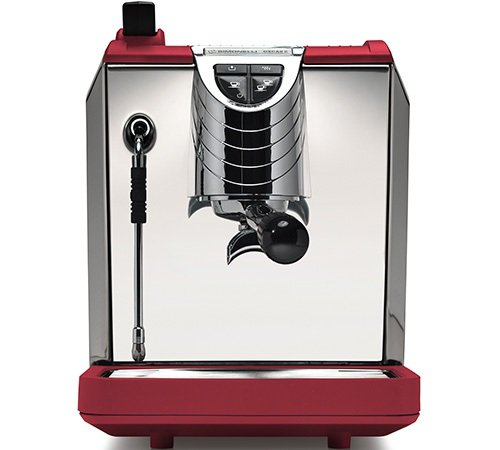 Espressomaschine Oscar II Rot Nuova Simonelli Professionelle Leistung auf kleinstem Raum Made in...