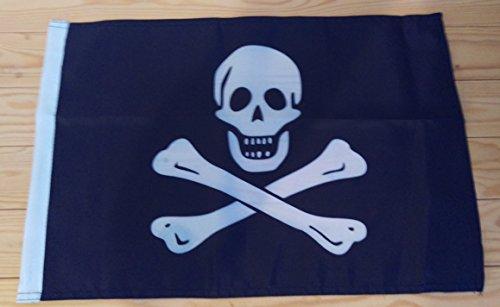 061a3cf25fe Drapeau Pirate – 45 cm x 30 cm – 45