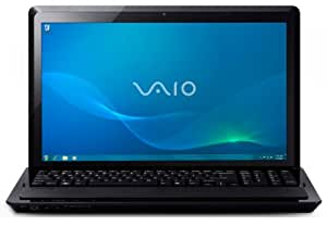 Sony Vaio F21Z1E/BI 40,6 cm (16 Zoll) Notebook (Intel Core i7 2630QM, 2,9 GHz, 8GB RAM, 640GB HDD, NVIDIA GeForce GT 540M, Blu-ray, Win 7 HP)