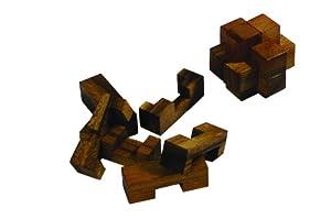 """Philos 6021 - Juego de lógica de madera """"Nudo del diablo"""" importado de Alemania"""