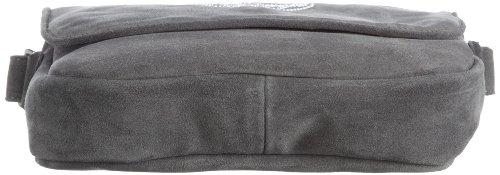 Diavolezza ICE B10, Borsa donna, 23 x 18 x 5 cm (L x A x P), Marrone (Braun (Brown)), 23x18x5 cm (L x A x P) Grigio (Grau (Grey))