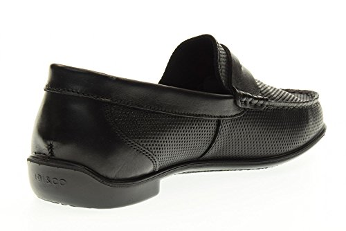 IGI&CO Man mocassin chaussures 77026/00 BROWN black