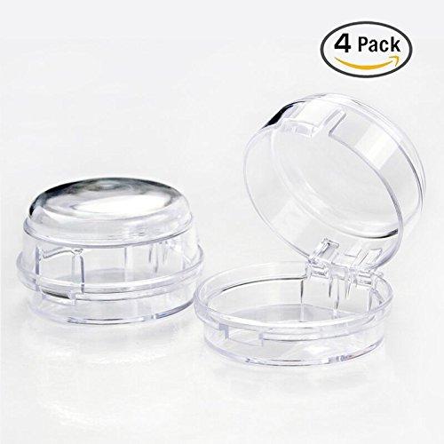 securite-enfants-cuisine-cuisiniere-a-gaz-bouton-de-housses-4-fils-transparent-materiau-resistant-a-