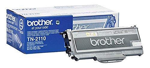 Brother Original Tonerkassette TN-2110 (für Brother HL-2140, HL-2150N, HL-2170W, DCP-7030, DCP-7040, DCP-7045N,...