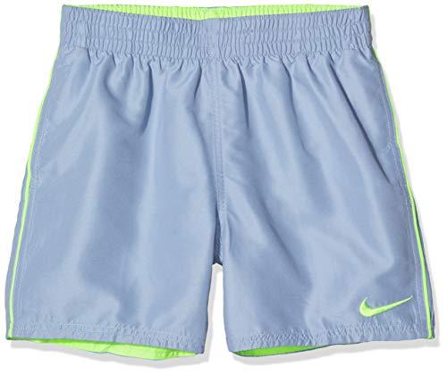 """Nike Jungen SOLID Lap Volley Short 4"""" -LBF4 NESS9654 Schwimm-Slips, Indigo Fog, m"""