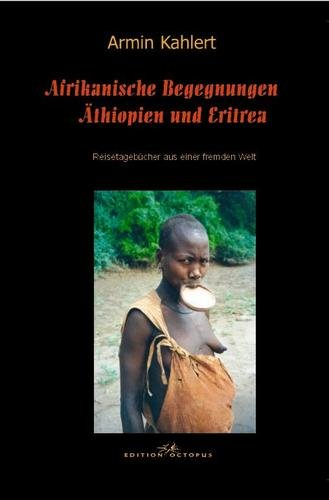 Cover »Afrikanische Begegnungen«