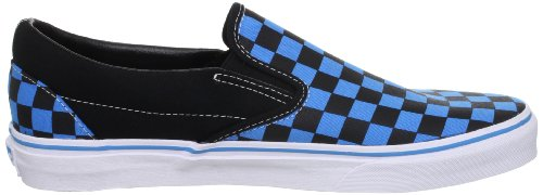 Vans Vkyk7I8, Baskets mode mixte adulte Noir (Checkerboardb)