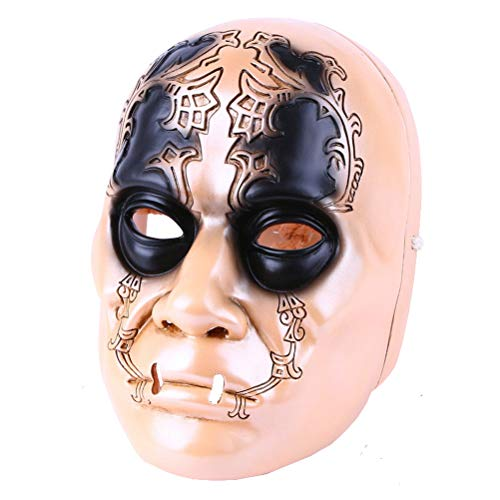 Furchtsamer Skeleton Piraten-Halloween-Maske Terror-Geist-Teufel-Maske, Harry Potter