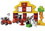 LEGO Duplo 6138 - Meine erste Feuerwehrstatio...Vergleich