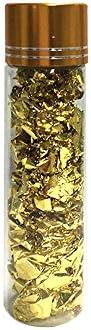 Honeytecs Gold Flakes Not Edible Food Decorating Foil Paper Cuisine Mousse Cake Baking Pastry Art Craft Decor
