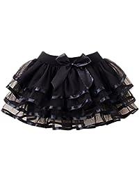 2990a9686 Amazon.es: tutu negro - Faldas / Niña: Ropa