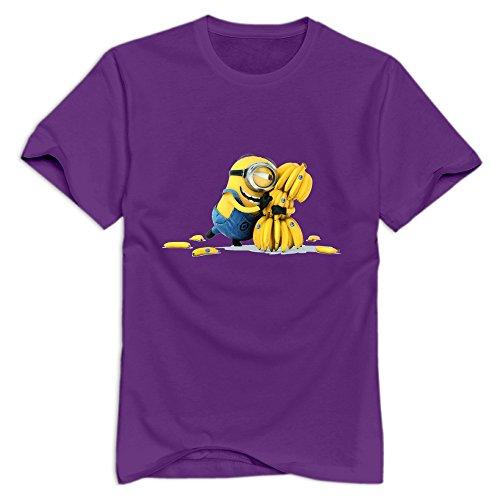 (KST Herren T-Shirt Gr. XXL, Grün - Violett)