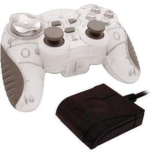 Playstation 2 – Controller ProShock Mini Wireless inkl. Xploder Mega Cheats