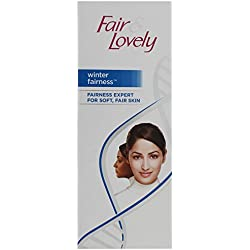 Fair & Lovely Winter Fairness Face Cream, 80g