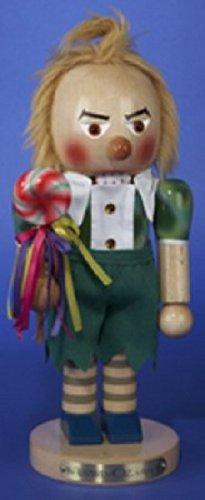 Dekorationen Der Oz Von Zauberer (Steinbach Zauberer von Oz Lollipop Munchkin 35,6cm Limited Edition Nussknacker #)