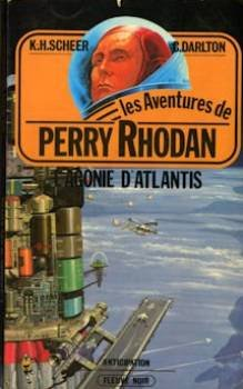 L'Agonie d'Atlantis - Perry Rhodan - 31