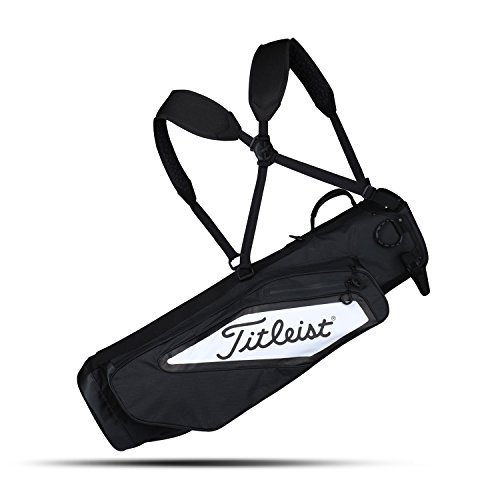 Titleist PRMIUM Carrybag Tragebag - Ultraleicht (Black)