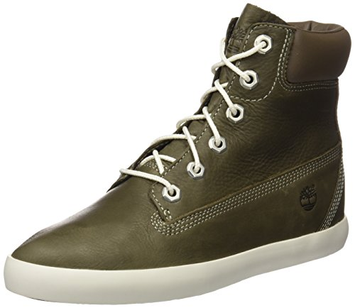 Timberland Flannery 6incanteen Escape, Bottes Motardes Femme Marron (Canteen Escape)
