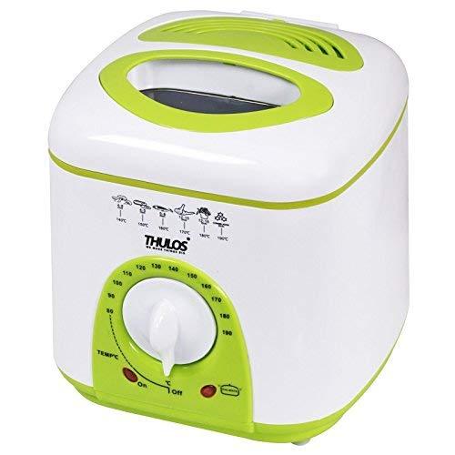 Thulos TH-FR10 Friteuse électrique 1l avec thermostat 950W -
