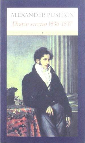 Diario Secreto (1836-1837)