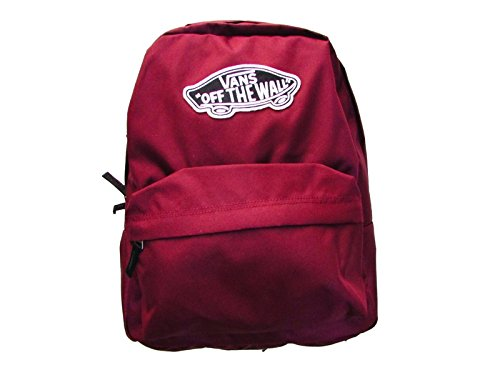 Imagen de vans realm backpack  tipo casual, 42 cm, 22 liters, rojo port royale
