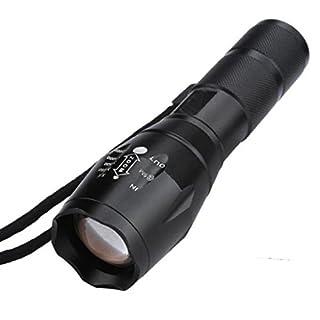 Covermason X800 LED taktische Taschenlampe Militär Lumen Alonefire Lampe Licht