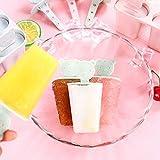 Anwaz Nette DIY Eis am Stiel-Eiscreme-Form CLOVER