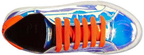 P1 200, Baskets mode mixte adulte Orange (Vanish Orange)