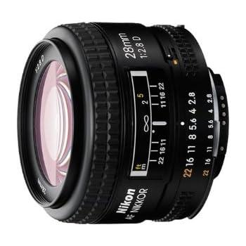 Nikon AF-D 28MM F2.8, 5640000107