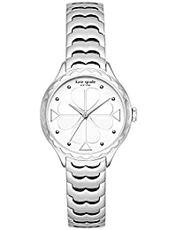 Kate Spade Analog White Dial Women's Watch-KSW1505