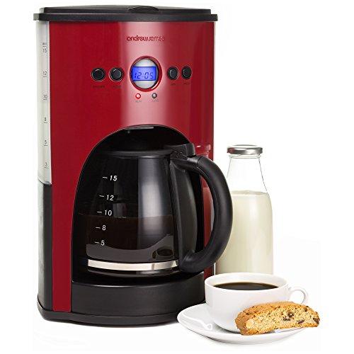 Red Coffee Machine: Amazon.co.uk