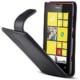So'axess Mobilostore Etui portefeuille pour Nokia Lumia 520 Noir