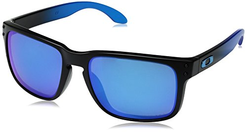 Oakley Holbrook Matte Black / PRIZM Polarized Black Iridium Lens (009102-D655)