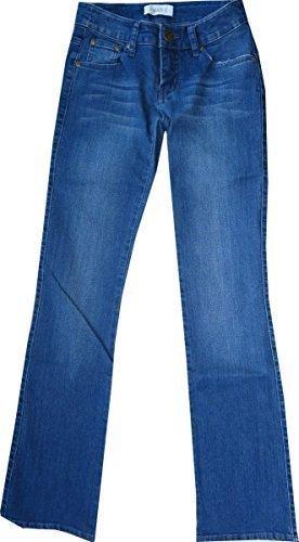 Jeans Jeans da donna di J.Jayz - cotone, Blu Usato, 2% 1e5419b1e2