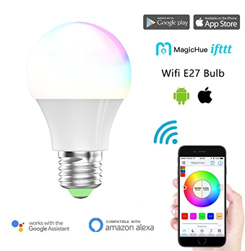 MagicHue WiFi lampadine BR40LED luce di inondazione...