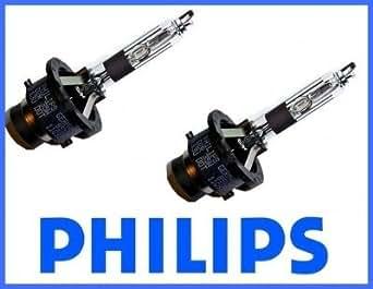 2 x Philips D2R Ampoule au Xénon 85126 35W 4300K