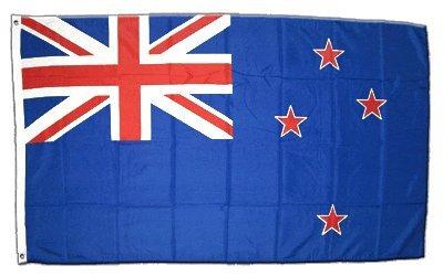 XXL Drapeau Nouvelle-Zélande 150 x 250 cm