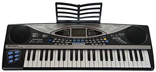 Bontempi GT790 - Digitales Keyboard mit 49 Midi-Tasten