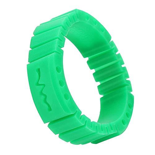 ZJ Mückenschutz UFO Kind Baby Moskito Armband Fuß Ring Outdoor Tragbares Wasserdichtes Armband -