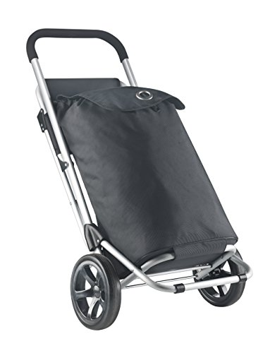 CarryOn Shopping Cruiser Shop & Relax Black (Cruiser-sitz-tasche)