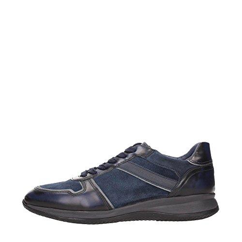 Docksteps DSE10381 Sneakers Uomo Pelle BLUE BLUE 40