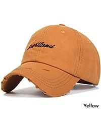 662361867ecf7 Amazon.es  Naranja - Gorras de béisbol   Sombreros y gorras  Ropa